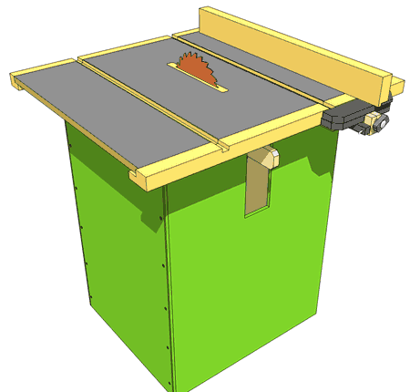 Homemade Table Saw Plans : homemade table saw plans for sale the homemade table saw is my second ...