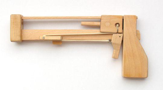 Jenga Pistol
