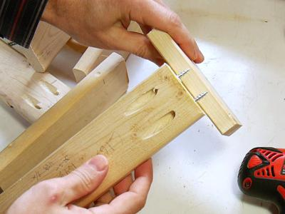 Testing Pocket Holes Against Mortise And Tenon And Dowel