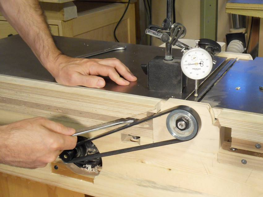Planer Knife Setting Gauge