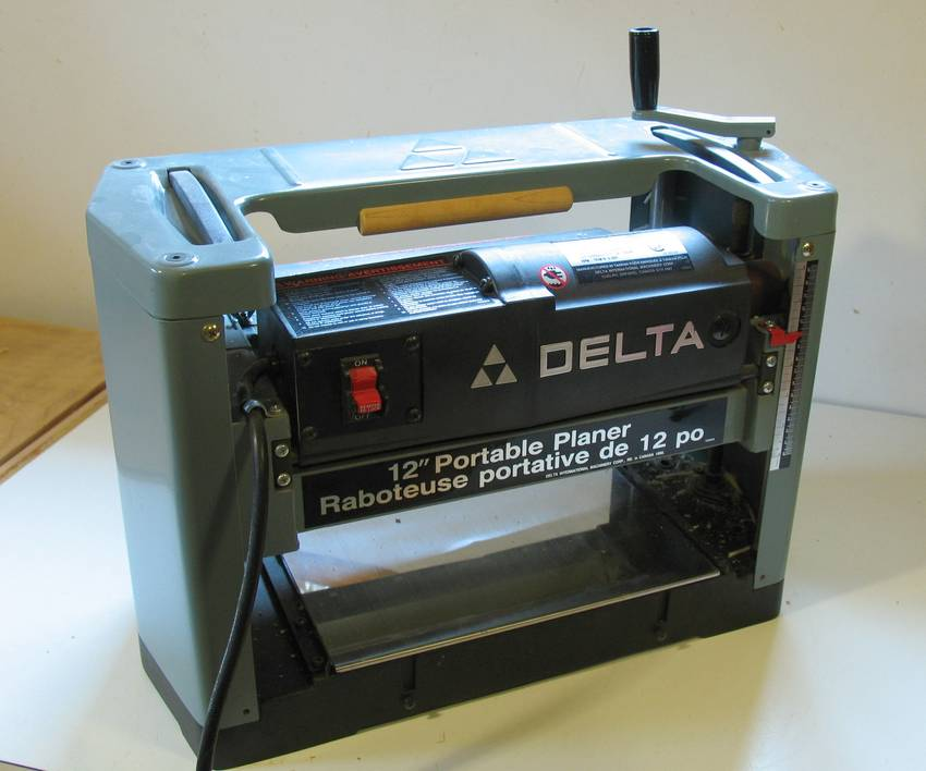 Delta Wood Planer