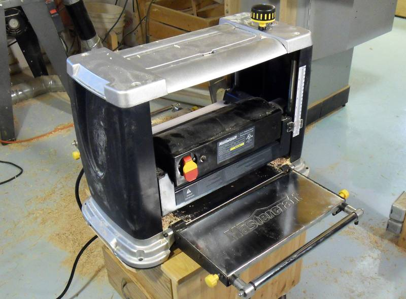 Causes Of Planer Snipe On Small Thickness Planers