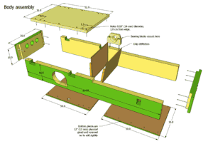 Wooden jointer plans plans - preview