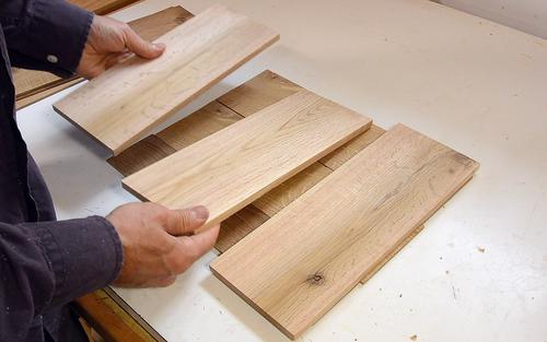 making a cutting board that won't warp,