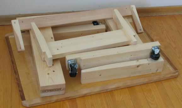 Wheely Desk