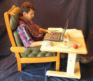 Building A Laptop Table