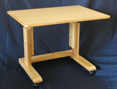 Building a laptop table