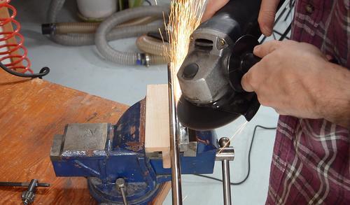 Building a lathe
