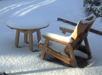 Wooden Lawn Furniture on Lawn Chairs