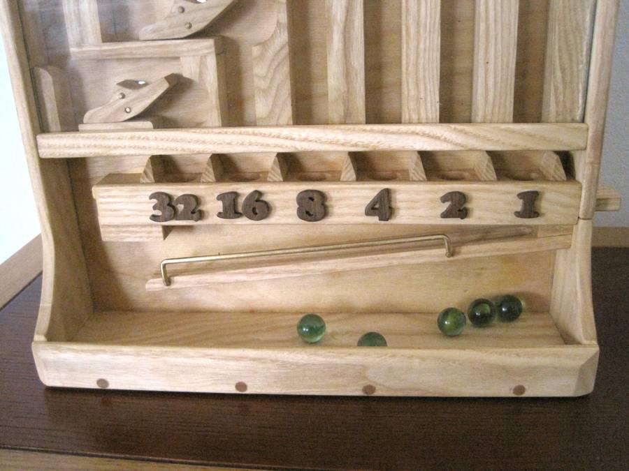 Aleksandar momcilovic s marble adding machine