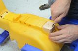 Repairing And Reinforcing Broken Plastic Parts