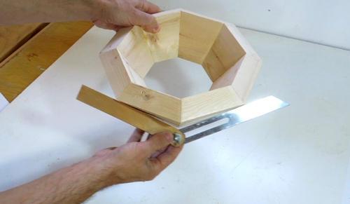 Making Splayed Miter Joints