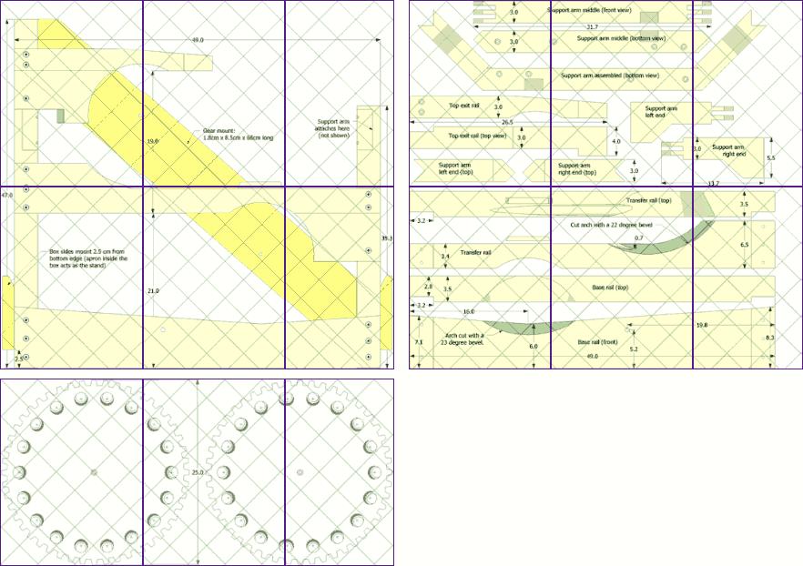 pantograph plans