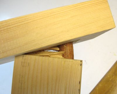 Mortise And Tenon Vs Dowel Joint