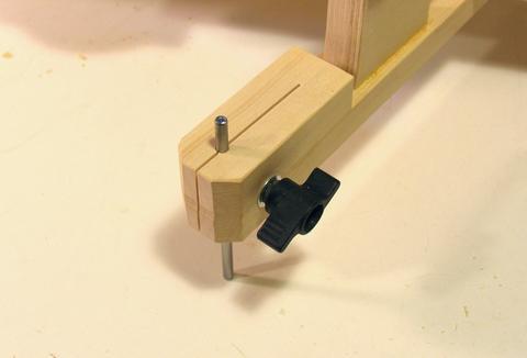 Building the pantograph