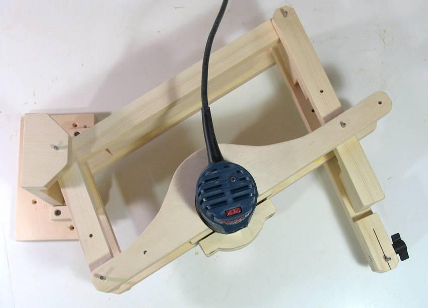 Building the pantograph - Fresas para dremel ...