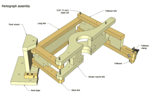 Pantograph Plans Plans DIY Free Download Building A Corner Desk ...
