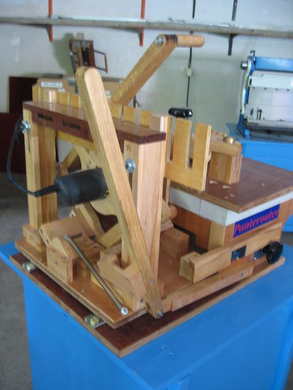 What Does Cnc Stand For >> Bennie Ketelaar's pantorouter