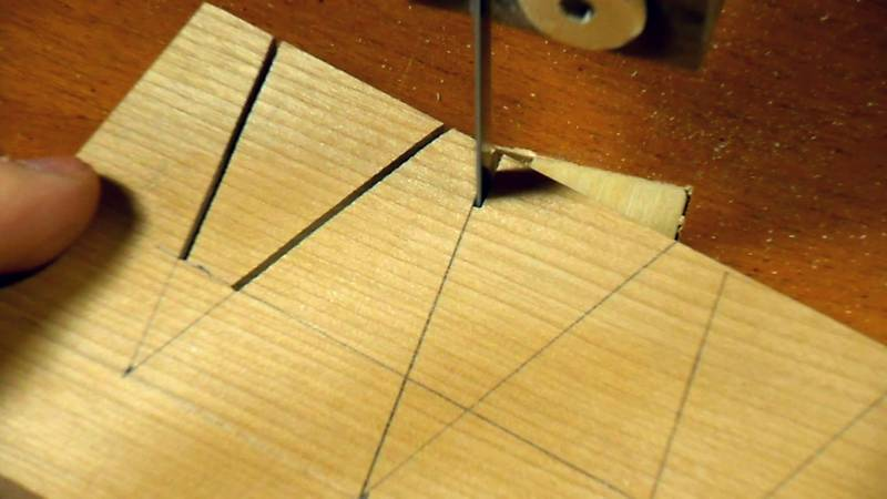 dovetail template maker - wood band saw templates pdf plans