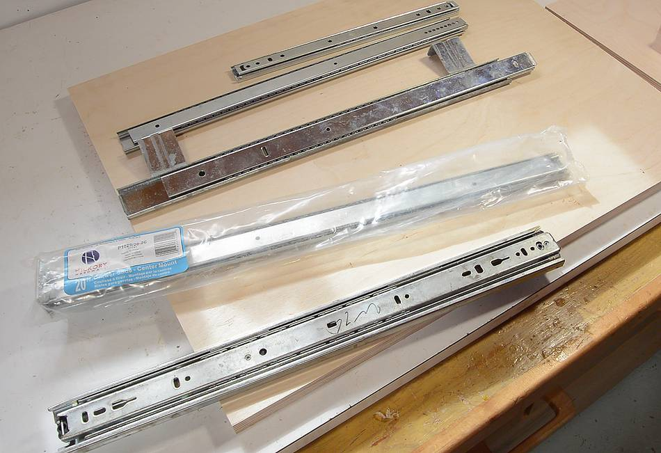 Making Linear Glides For The Pantorouter