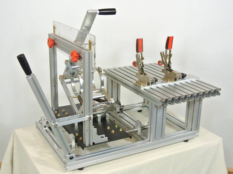 pre built machine