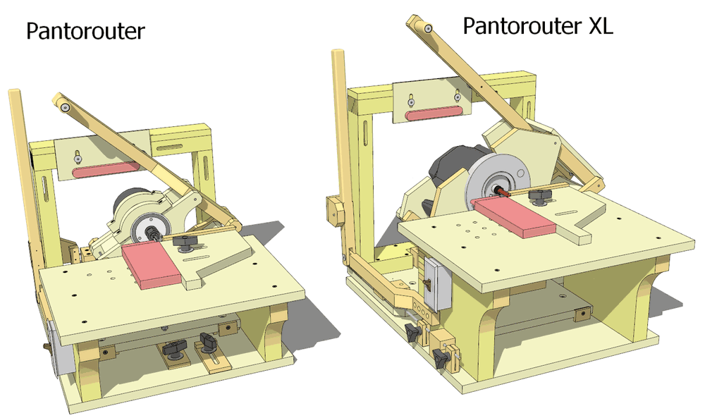 Pantograph Plans submited images.