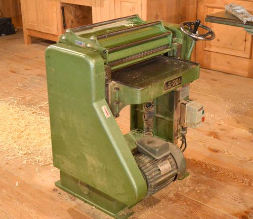 18 inch thickness planer