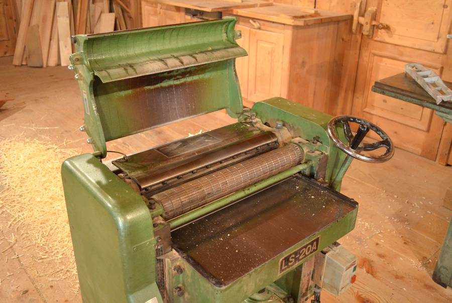 20 Inch Thickness Planer