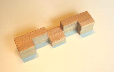 12 Piece Burr Puzzles