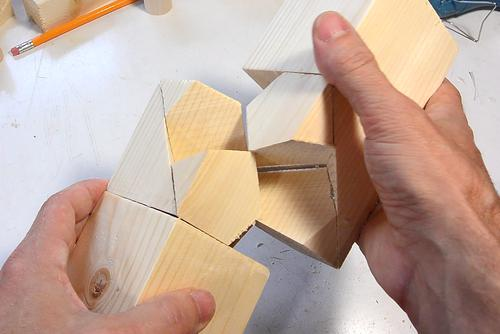 Recreating The Clever 3 Way Joint Kawai Tsugite