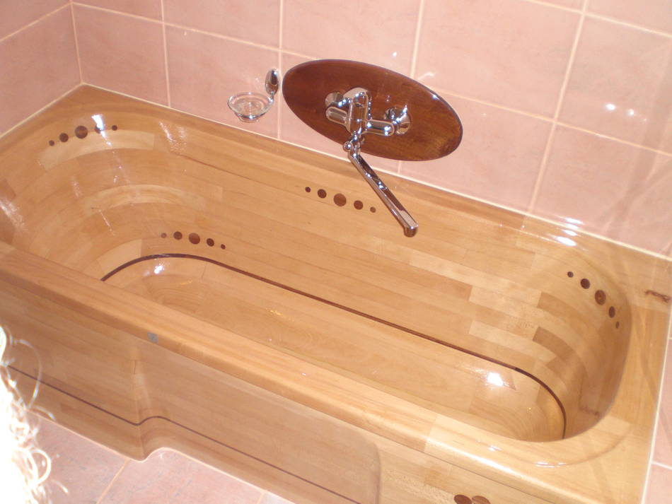 Mitja Narobe S Wooden Bathtub Build