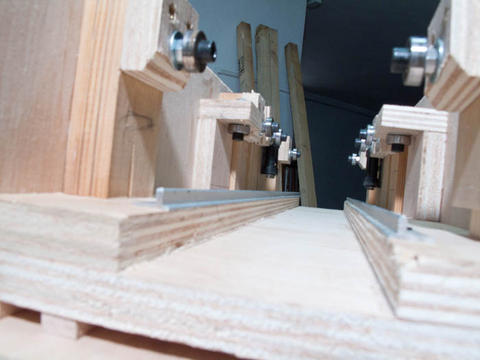 Lucas Contreras S Homemade Table Saw