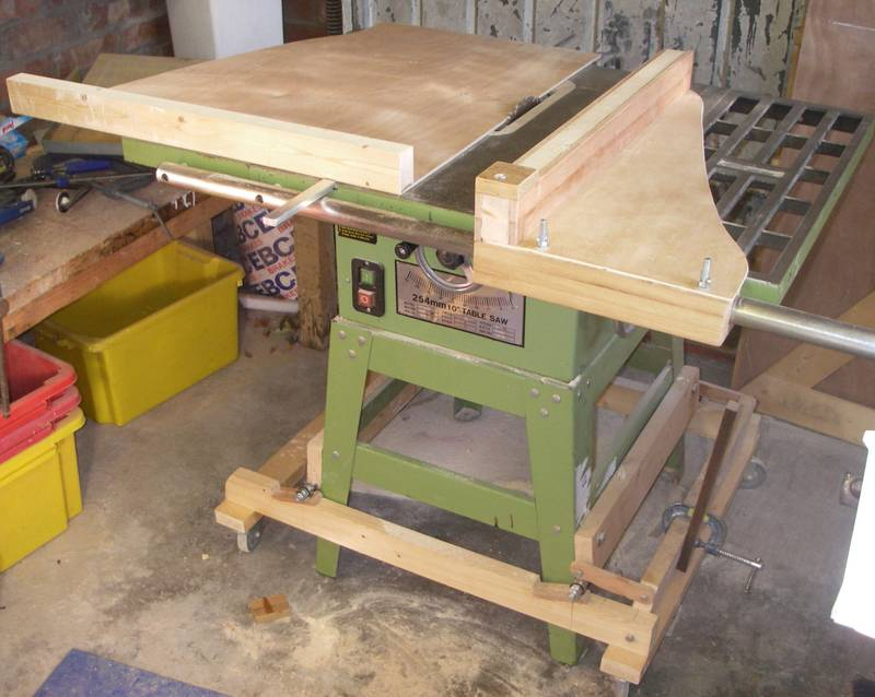 Homemade Table Saw Plans : Homemade Table Saw Plans Homemade Table Saw Fence