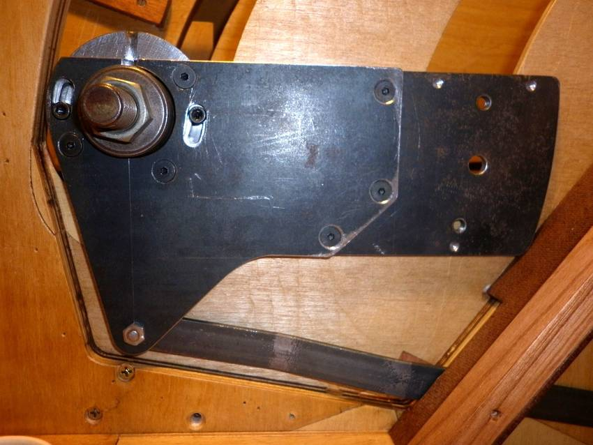 Hector's table saw riving knife