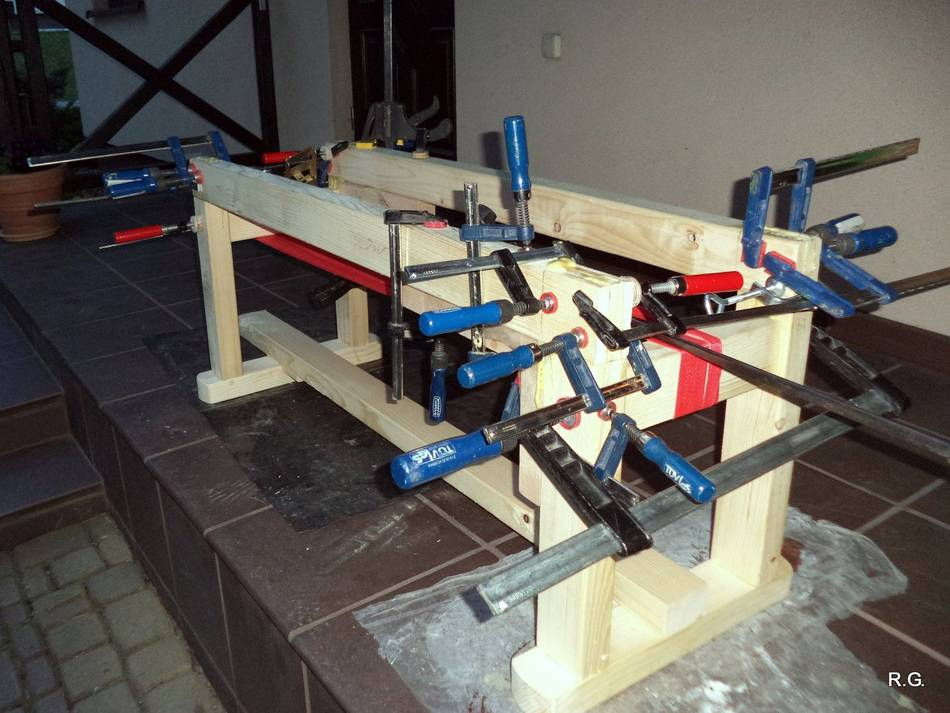 Ryszard S Jointer Build