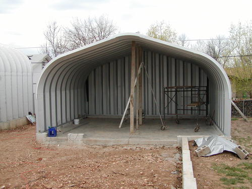 Building My Steel Garage