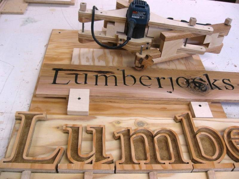 Here is a link to my 3D pantograph photo album on photobucket. http ...