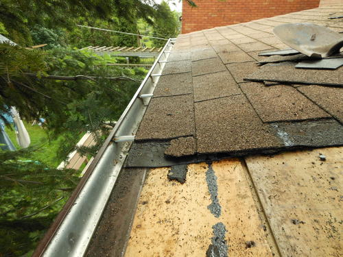 Reshingling A Low Slope Roof And A Few Things Not To Do
