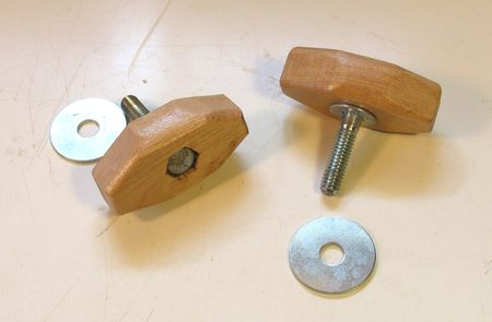 woodworking knobs