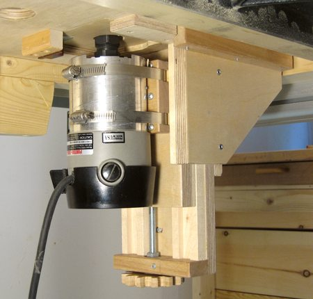 Small wood router projects ideas
