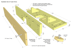 Router lift plans - A preview