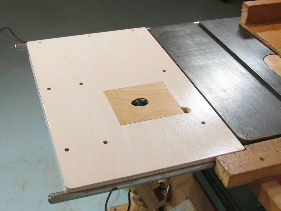 Router Table Top Plans Diy Woodworking - Making-router-tables