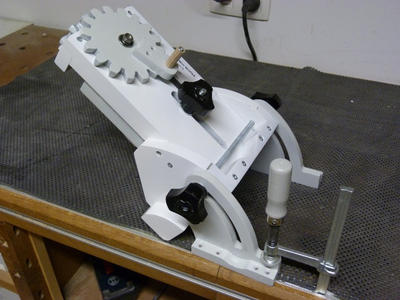 Timothy Wilmots S Tilting Router Lift
