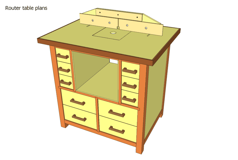 Fantastic Router Table Plans Home Interior And Landscaping Oversignezvosmurscom