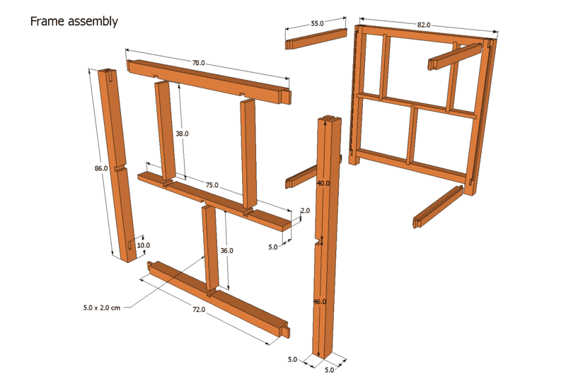 Router table plans more details on making drawers and drawer handles greentooth Image collections