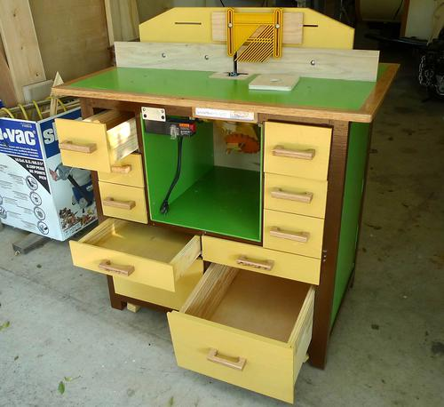 Rudolf baumellers router table greentooth Image collections
