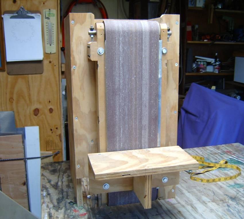 sanding wheels for wood