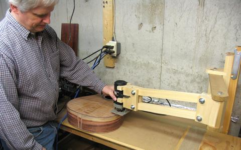 Pat Hawley S Thickness Sander