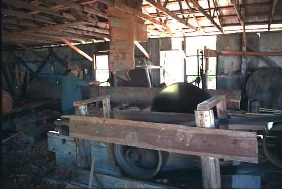 My Dad S Old Sawmill