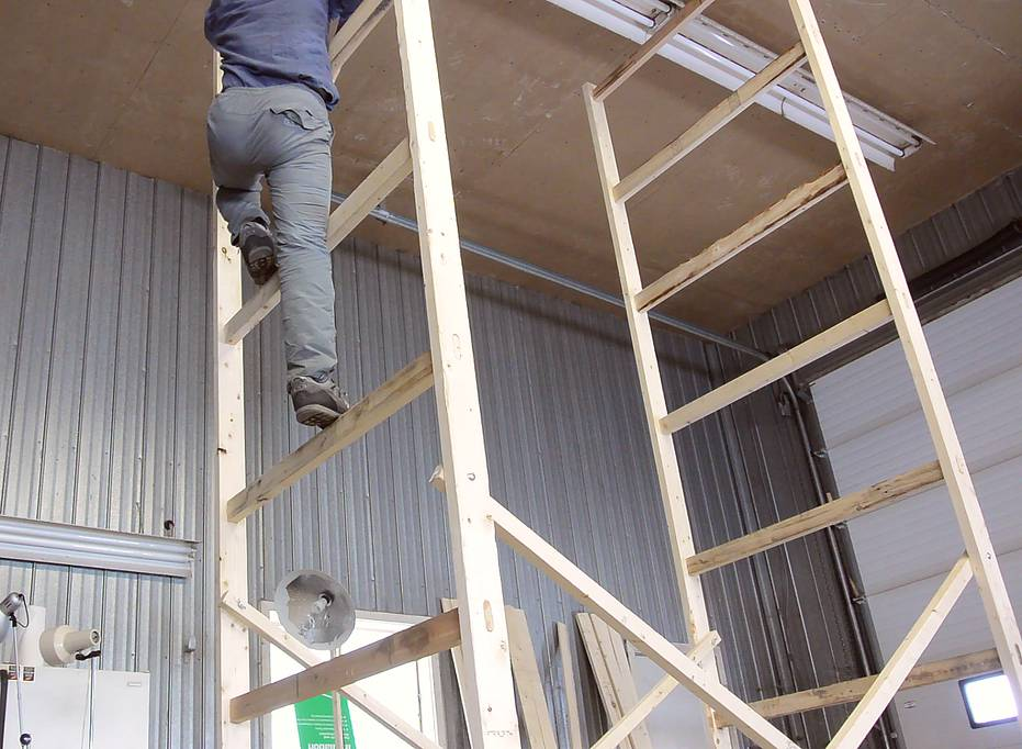 Building A Scaffold Part 2